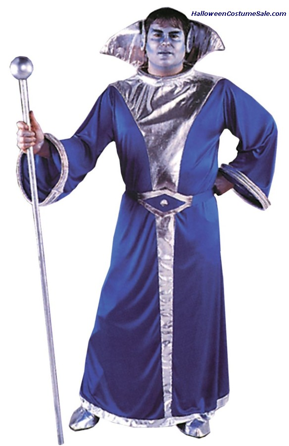 GALAXY KING ADULT COSTUME