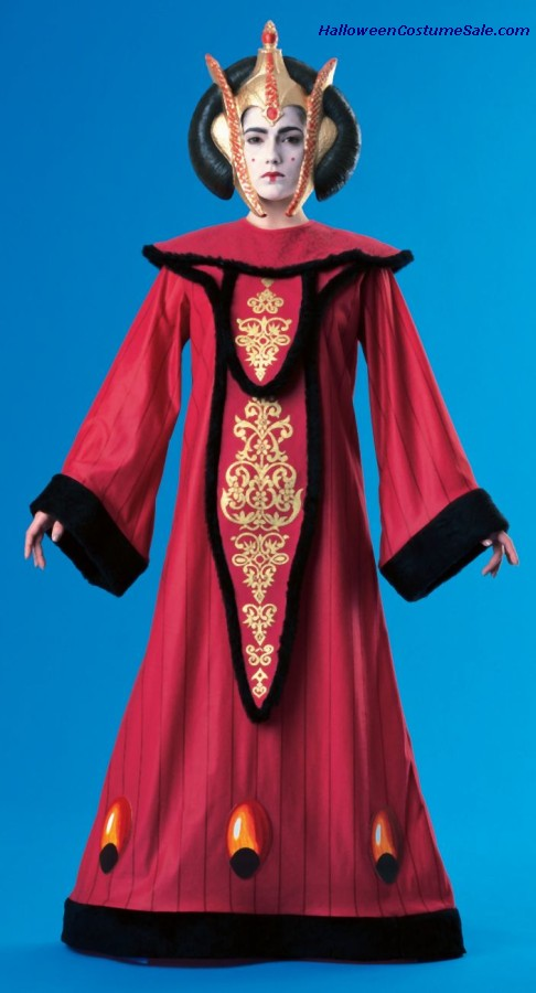 Queen Amidala Adult Costume Yzx599