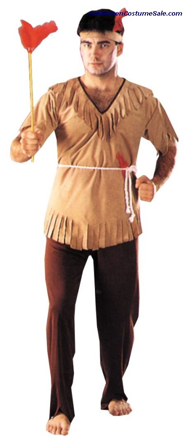 INDIAN MAN ADULT COSTUME