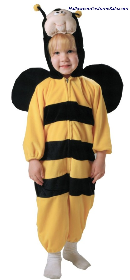 Child Bumble Bee Costume