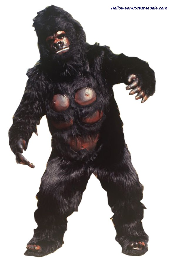 GORILLA ADULT COSTUME