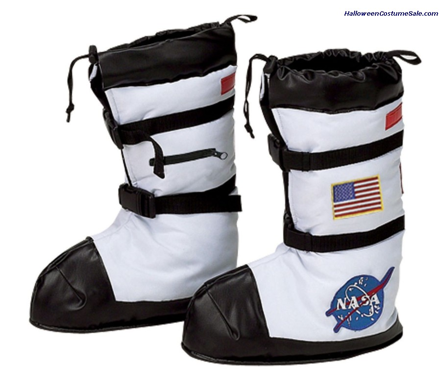 ASTRONAUT BOOTS - CHILD SIZE