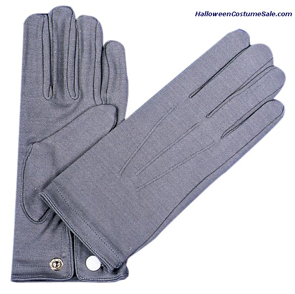 MENS NYLON GLOVES W/SNAP