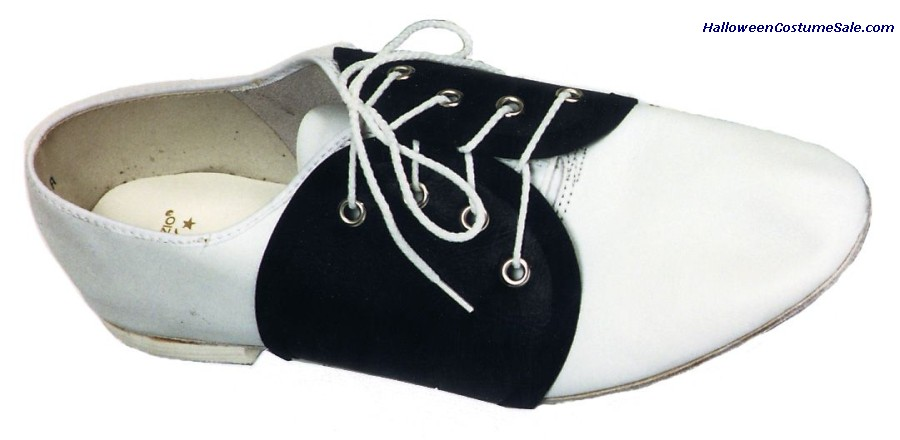SPATS SADDLE SHOE