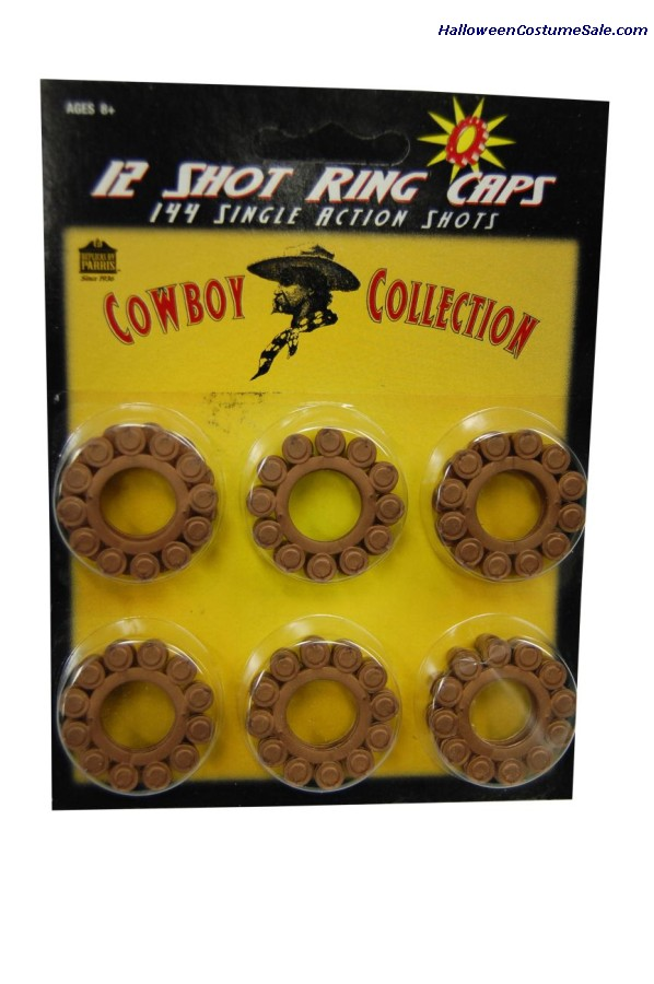 Cap Ring (12 Shots)