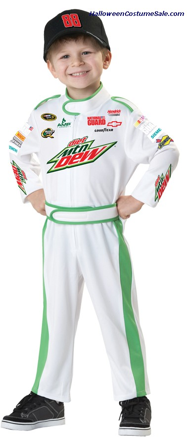 DALE EARNHARDT JR TODDLER COSTUME