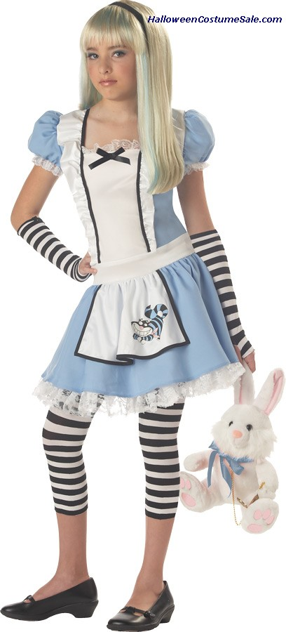 ALICE TWEEN CHILD COSTUME