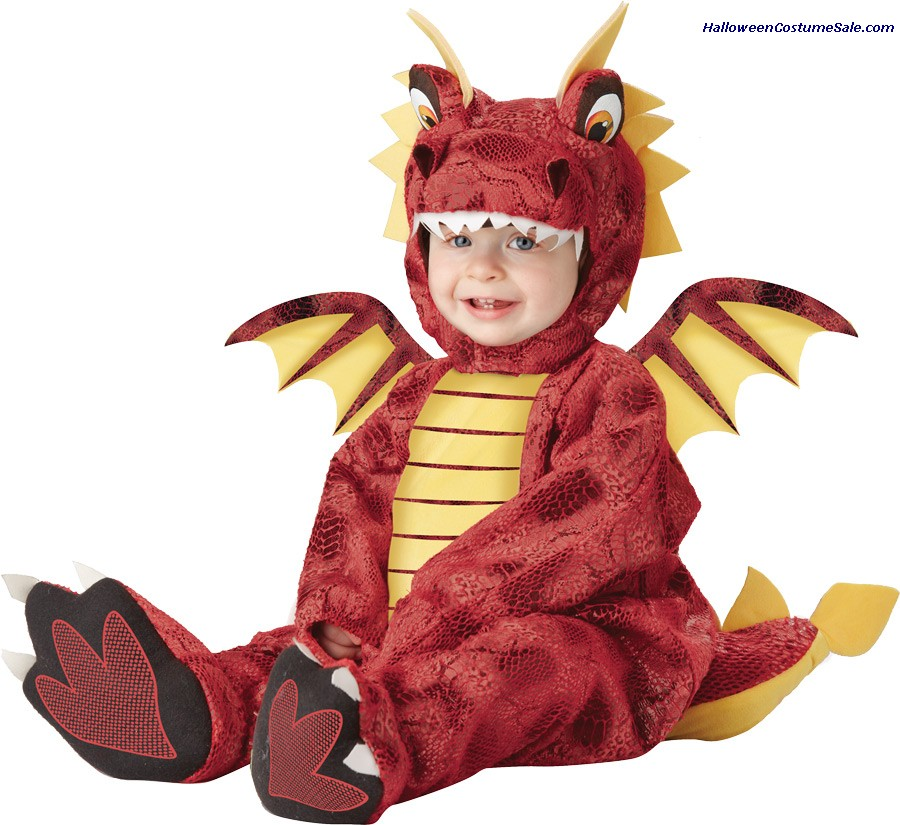 DRAGON ADORE INFANT COSTUME