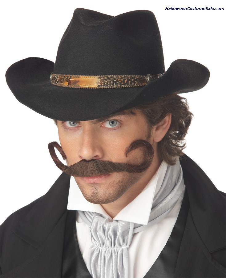THE GUNSLINGER ADULT MUSTACHE