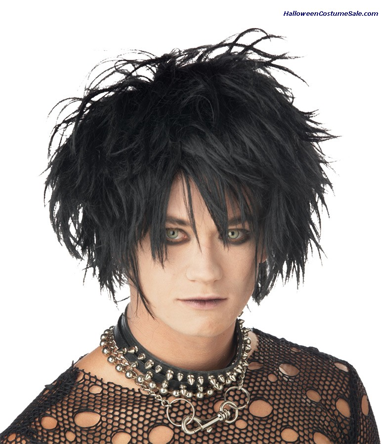 MIDNIGHT FIEND ADULT WIG