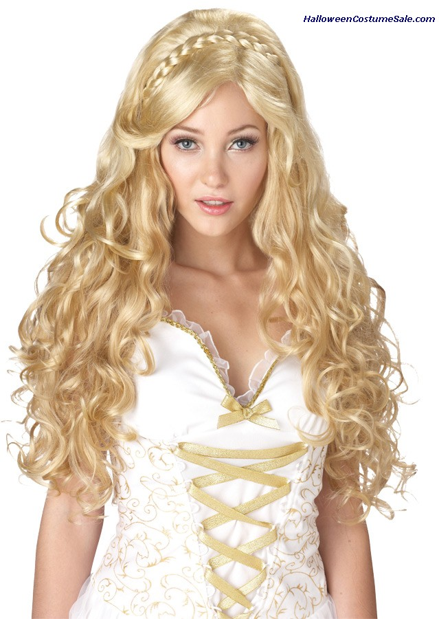 MYTHIC GODDESS BLONDE ADULT WIG