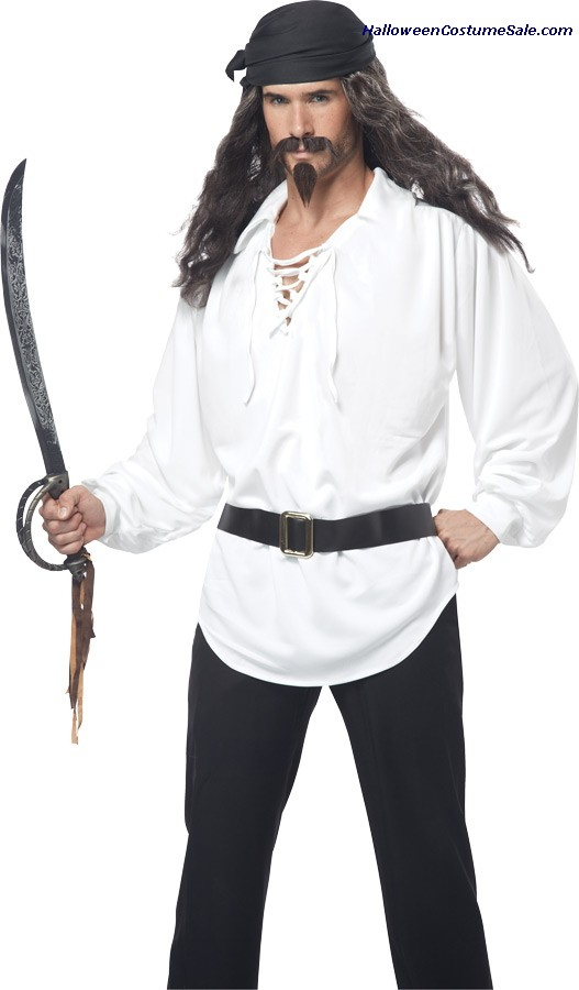 PIRATE ADULT WIG
