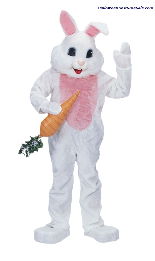 PREMIUM RABBIT COMPLETE ADULT COSTUME