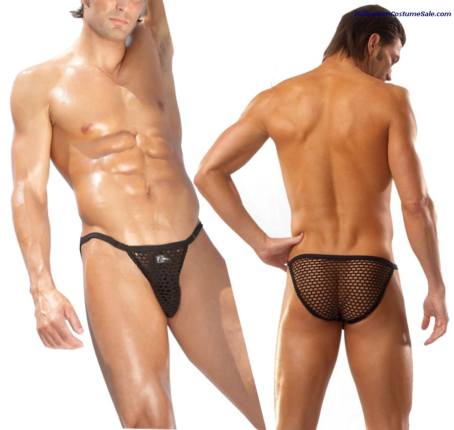 ZAKK FISHNET BRIEFS