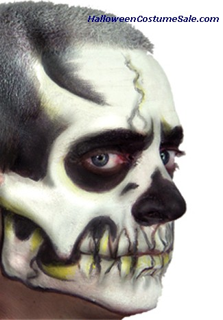 EZ VOO DOO SKULL MAKEUP KIT