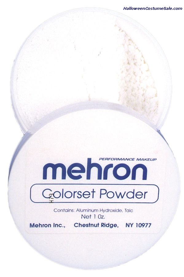 COLORSET POWDER - 1 OZ.