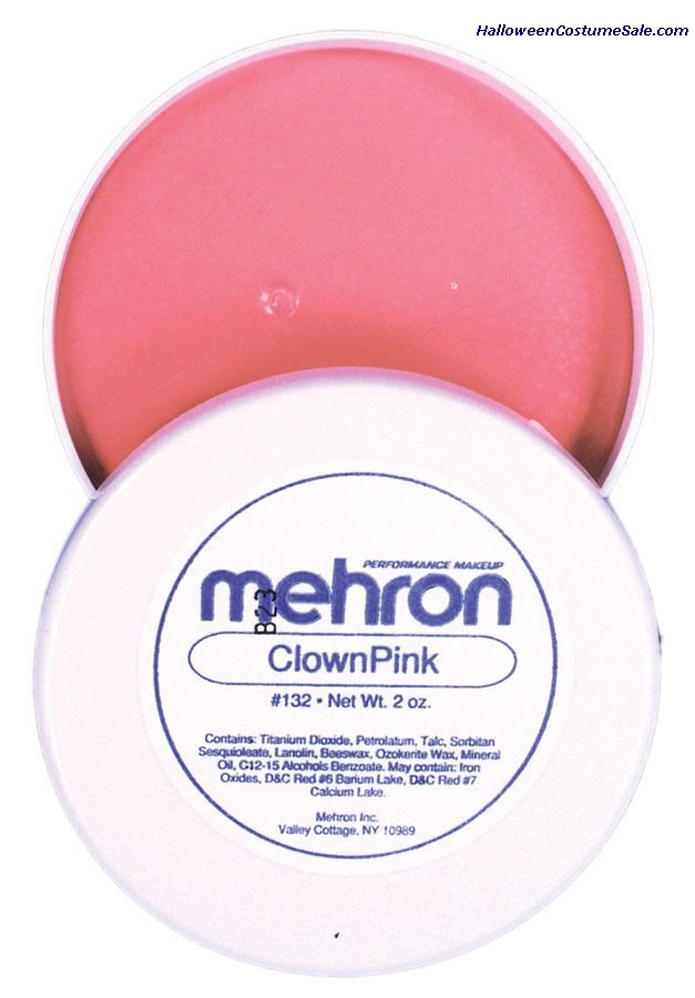 CLOWN PINK - 2 OZ.