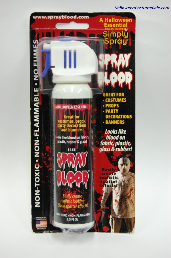 AEROSOL BLOOD SPRAY