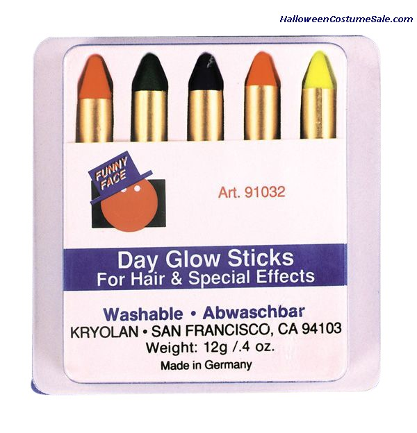 DAY-GLO MAKEUP KIT