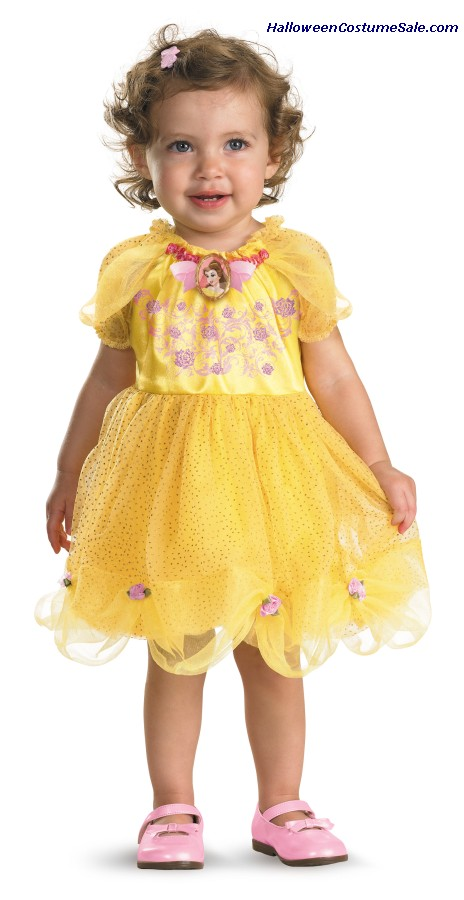 BELLE INFANT COSTUME