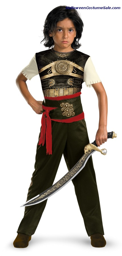 CLASSIC DASTAN CHILD COSTUME