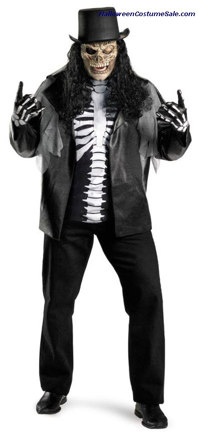 CRYPTIC ROCKER PLUS SIZE COSTUME