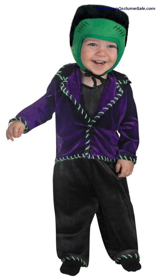 LIL FRANKIE INFANT COSTUME