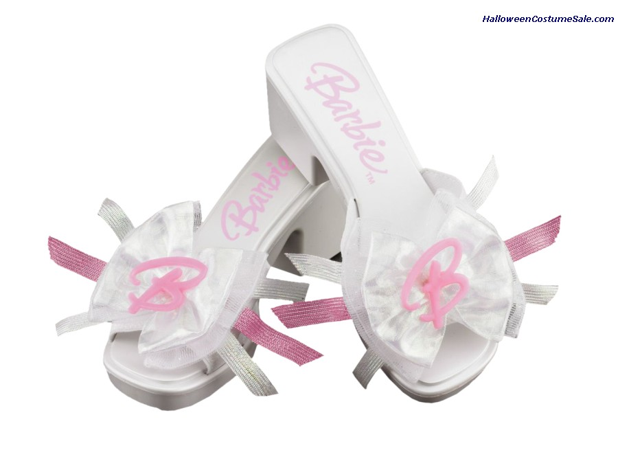 BARBIE SHOES - CHILD SIZE