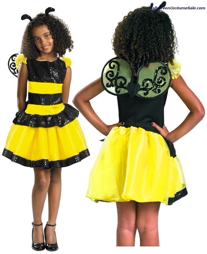 RAZZLE DAZZLE BEE CHILD COSTUME