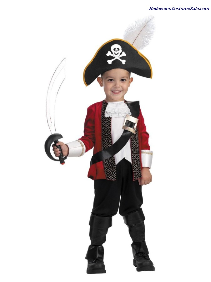EL CAPITAN CHILD COSTUME