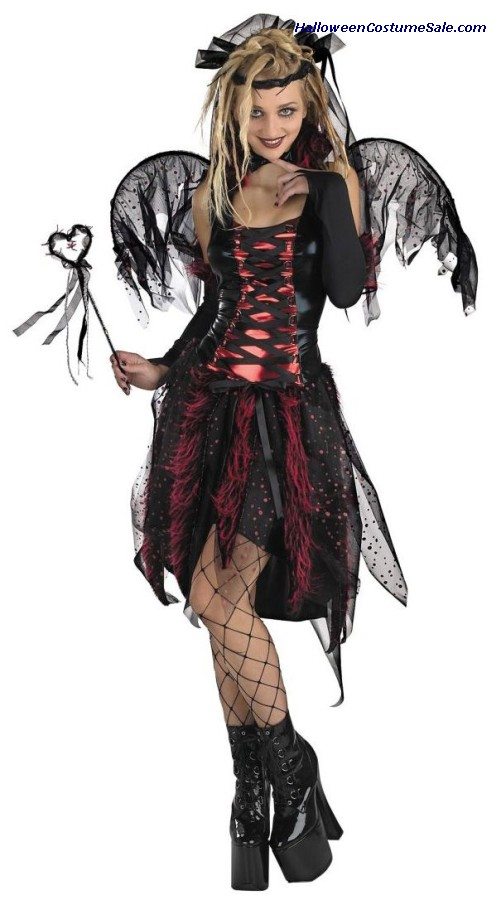 VAMP FAIRY ADULT COSTUME