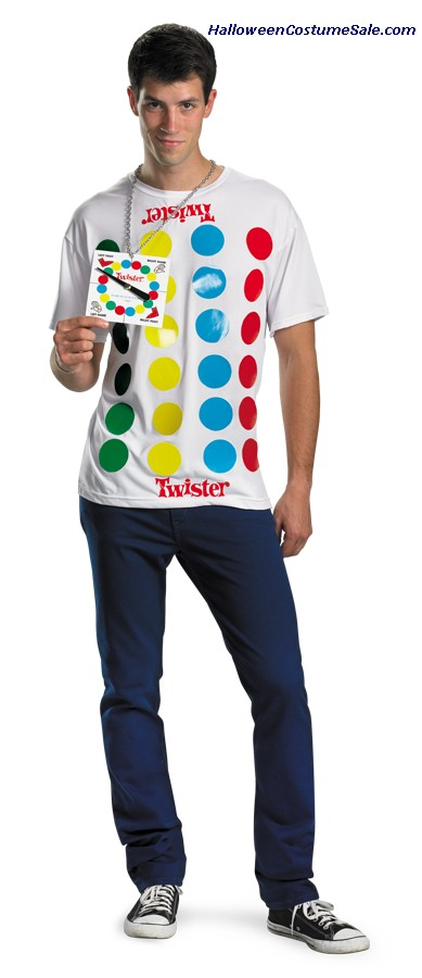 TWISTER ALTERNATIVE COSTUME PLUS SIZE