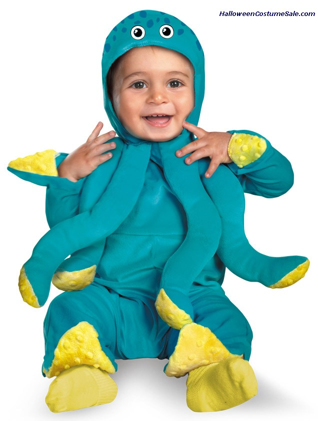 OCTO CUTIE  TODDLER COSTUME
