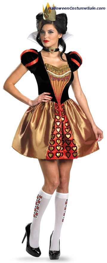 SASSY RED QUEEN COSTUME