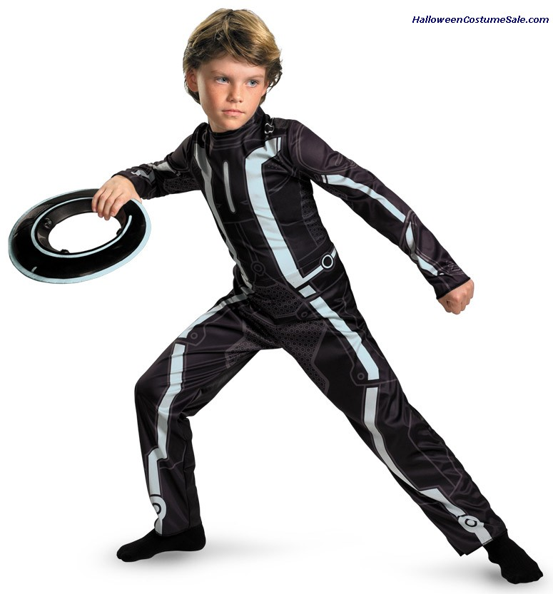 TRON LEGACY CLASSIC CHILD COSTUME
