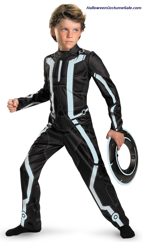 TRON LEGACY DELUXE CHILD COSTUME