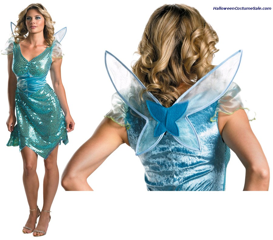 SPARKLING FAIRY ADULT COSTUME