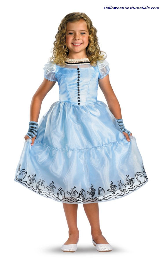ALICE BLUE DRESS CHILD COSTUME