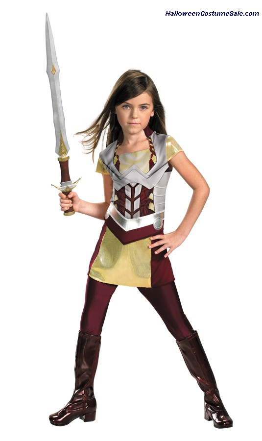 THOR SIF CLASSIC CHILD COSTUME