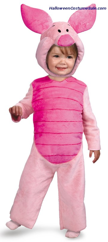 PIGLET WINNIE THE POOH TODDLER COSTUME