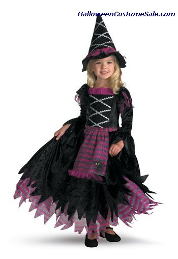 FAIRY TALE WITCH CHILD/TODDLER COSTUME