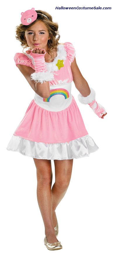 CHEER BEAR TWEEN CHILD COSTUME