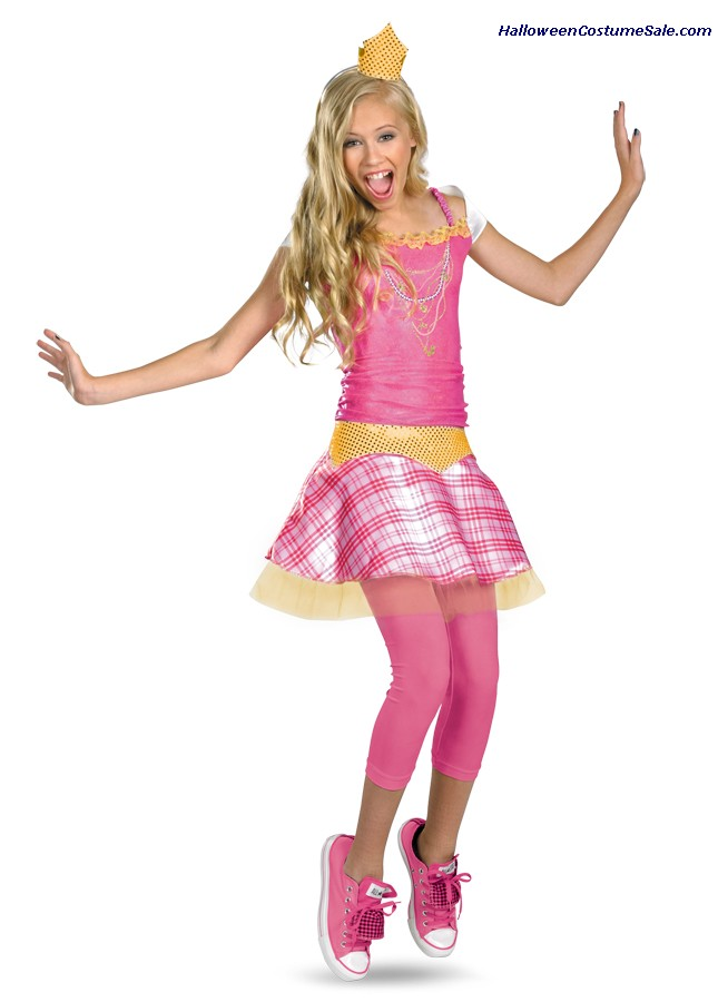 AURORA TWEEN CHILD COSTUME