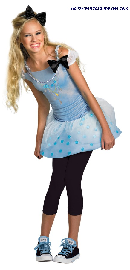 CINDERELLA TWEEN CHILD COSTUME