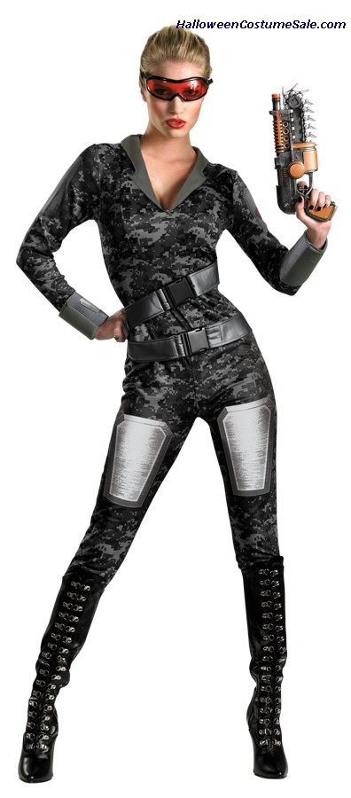 ORS LADY COMMANDO ADULT COSTUME