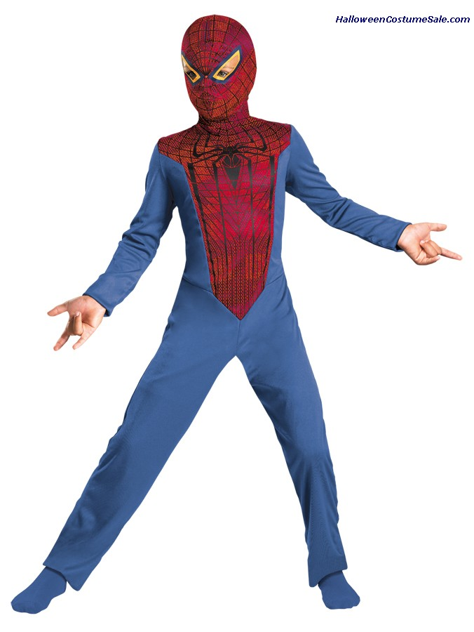 SPIDER-MAN MOVIE BASIC CHILD COSTUME