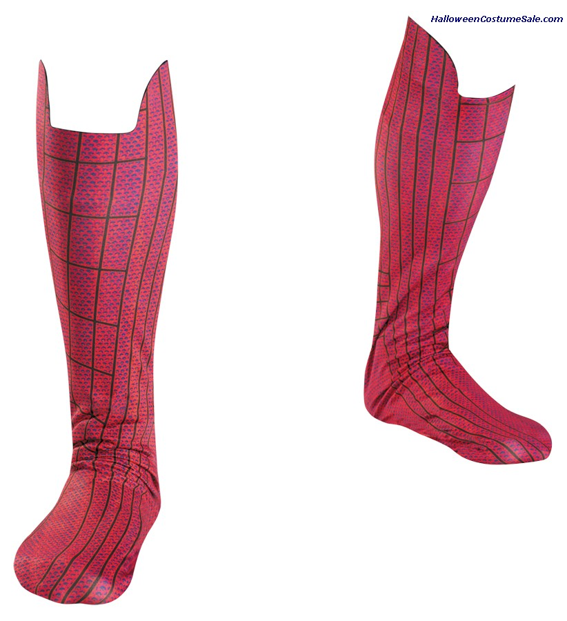 SPIDER-MAN MOVIE ADULT BOOT COVER