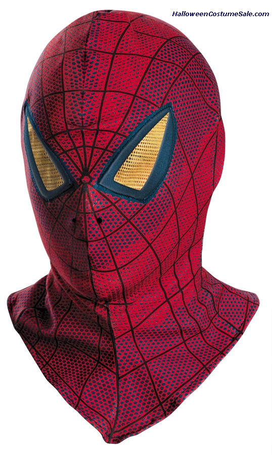 SPIDER-MAN MOVIE ADULT MASK