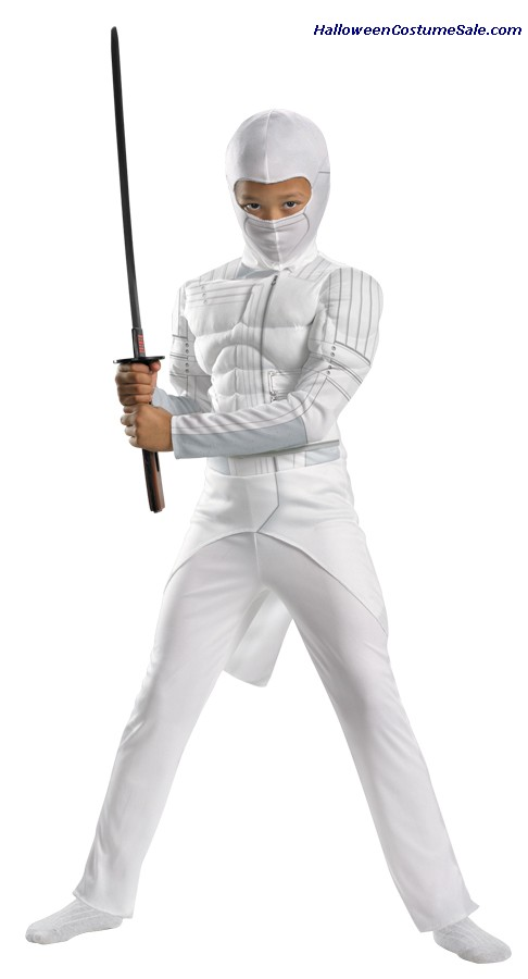 STORM SHADOW CLASSIC MUSCLE CHILD COSTUME
