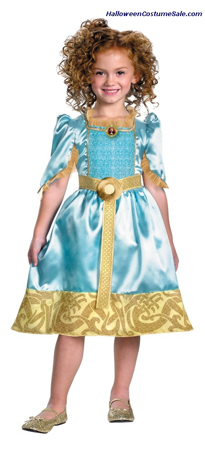 BRAVE-MERIDA CLASSIC CHILD COSTUME